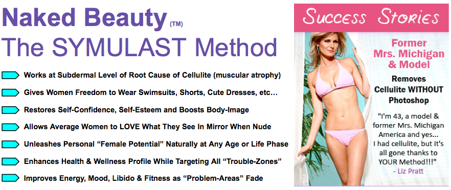 Naked Beauty The SYMULAST Method Special Offer Page